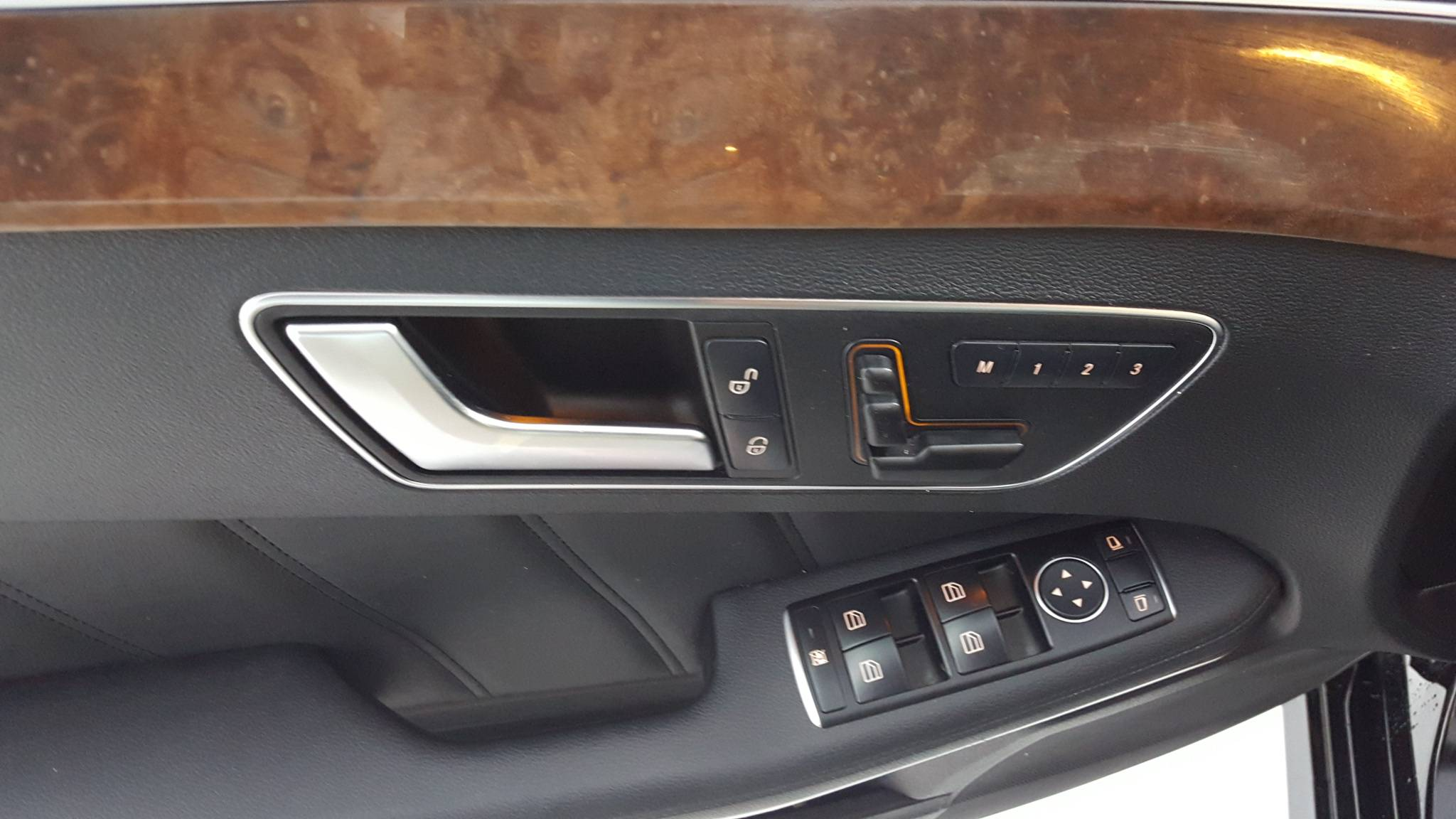 2013 Mercedes-Benz E-Class 4dr Car