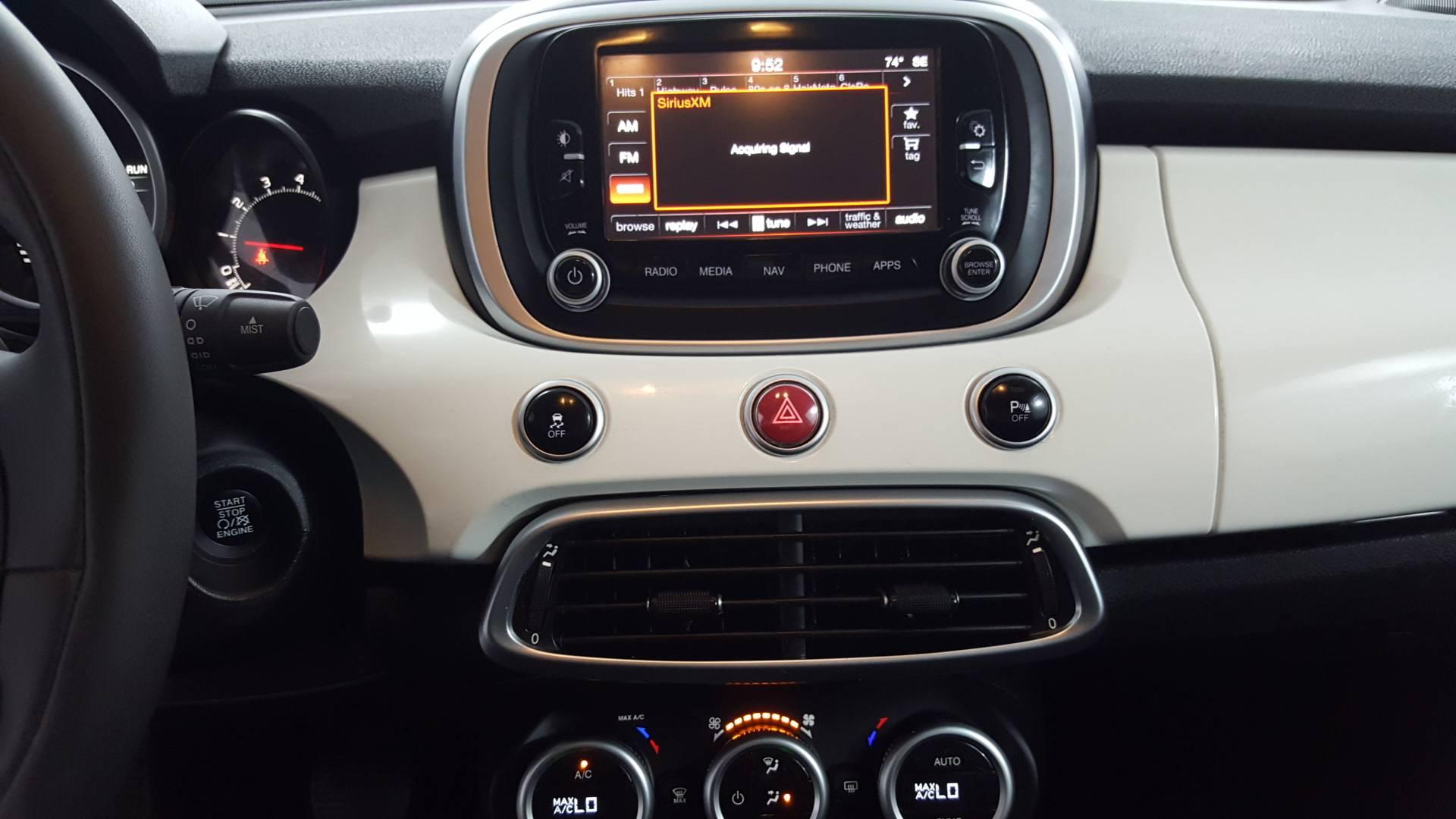 2016 Fiat 500X Sport Utility